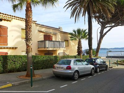 Photo for Apartment in the center of Sainte-Maxime with Internet, Washing machine, Terrace (115261)