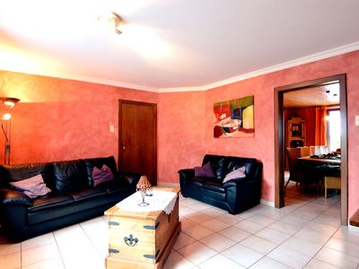 Photo for Cosy Holiday Home in Nidrum with Sauna, Terrace, Garden, BBQ
