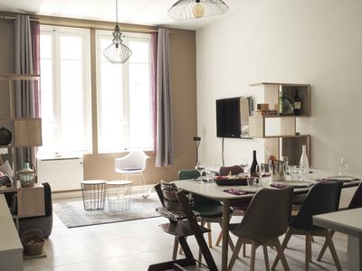Photo for Charming 3-room apartment in the center
