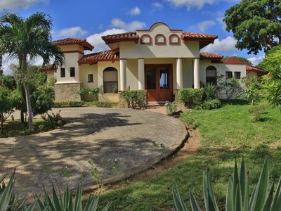 Photo for Hacienda Vista del Mar, Rancho Santana, Private pool, Panoramic Views.