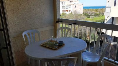 Photo for APPART T2 BIS + POOL SEA VIEW