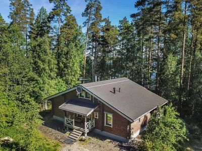 Photo for Vacation home Villa betula in Mäntyharju - 8 persons, 2 bedrooms