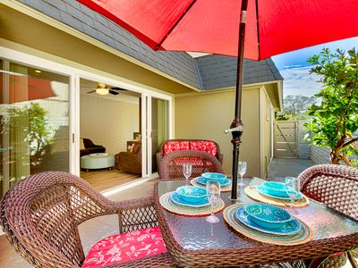Photo for 20% OFF APR+MAY - Perfect Beach Home w/ Outdoor Living, Walk to Ocean