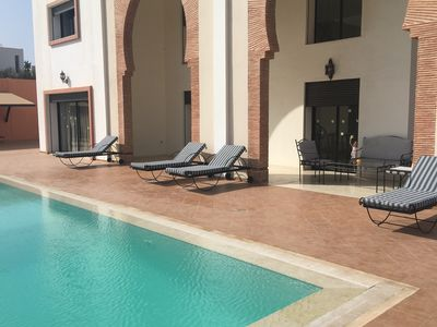 Photo for Restful Cosy 7 Bedrooms Villa with Swimming Pool  Ref: T72024