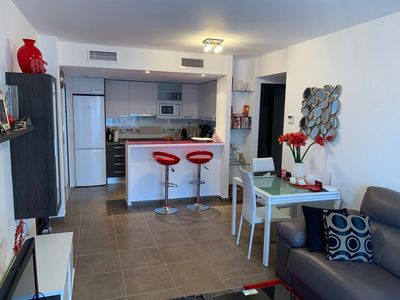Photo for Azul Beach Phase 1, 2 bed, 2 baths - Torrevieja