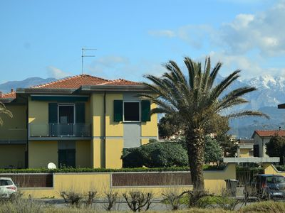 Photo for House with direct sea view.
