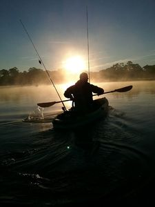 Photo for Kayaker Haven on the Bon Secour River in Foley Alabama!