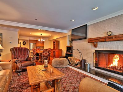 Photo for 3BR Condo Vacation Rental in Ludlow, Vermont