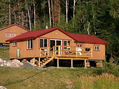 Photo for 1BR Cabin Vacation Rental in Vermilion Bay, ON