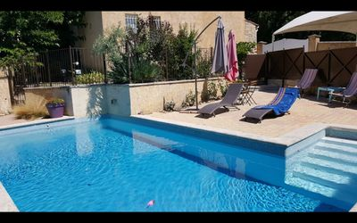 Photo for House with pool 15 minutes from Avignon city center