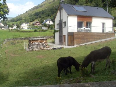 Photo for In the heart of the Ossau Valley Individual house for 6 to 8 people