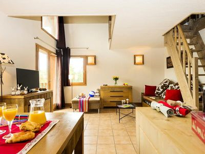 Photo for Residence Les Chalets de Wengen *** - 3 Room Cabin 8 People