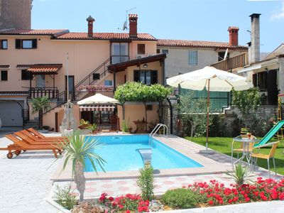 Photo for Apartment Ana Vodnjan A3 with pool