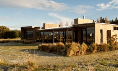 Photo for Superior family friendly luxury golf course holiday home near Taupo and Rotorua