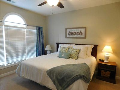 Photo for Overlooks Golf Course In Barefoot Resort! First Floor Newly Remodeled!
