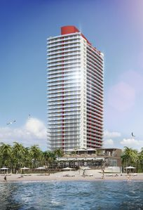 Photo for Intracoastal & Ocean view in NEW BEACHWALK  Condo with Beach club amenities