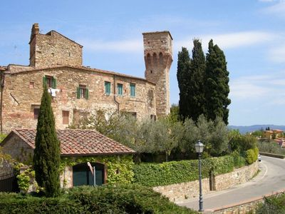 Photo for Cosy apartment, close to Greve In Chianti