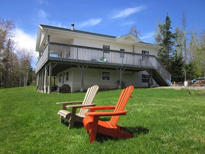 Photo for 4BR House Vacation Rental in River Denys, NS