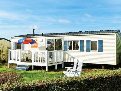 Photo for Camping Cross Old Bridge ***** - Mobil Home Select 4 Rooms 8 People