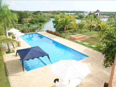 Photo for Luxury Country Villa on the Beaches of Cartagena