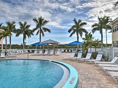 Photo for NEW! Indian Shores Condo w/ Pool - Walk to Beach!