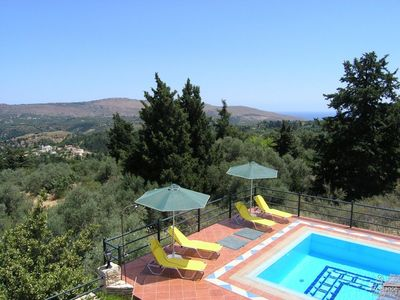 Photo for 5 bedroom Villa, sleeps 9 with Pool, Air Con and FREE WiFi