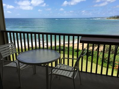Photo for Up to 20%  OFF!!  Ocean Front Property-Wailua Bay View 1BD #206