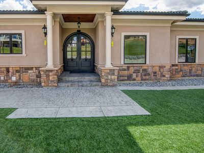 Photo for Private Pool, hot tub, & heated floors in this perfect Manson home!