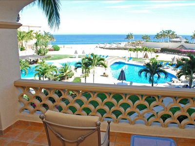 Photo for Las Mananitas-Oceanfront Luxury 3 Bedroom 3 Bath 2276 Sq Ft
