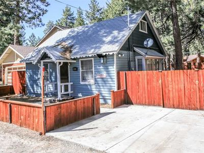 Photo for Peak Lane Retreat - Cozy and Cute Retreat with WiFi and Large Fenced in Backyard.