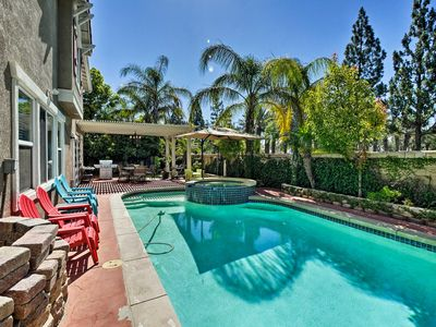 Photo for NEW! Rancho Cucamonga Family Home w/ Private Pool!