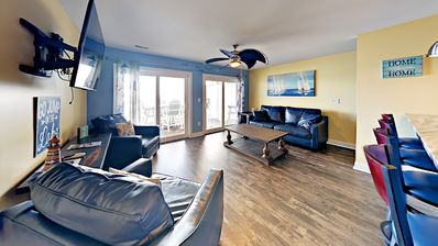 Photo for Room for You and Your Friends - 4 BR Directly on Lake Erie max 12 ppl C202