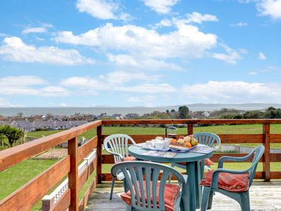 Photo for Apartment Moelfre Apartment in Anglesey - 7 persons, 4 bedrooms