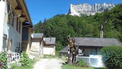 Photo for 1BR Chalet Vacation Rental in Entremont-le-Vieux