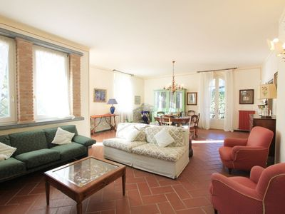 Photo for House in the center of Forte dei Marmi with Parking, Internet, Washing machine, Air conditioning (125915)