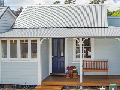 Photo for Historic cottage in the heart of Nelson city