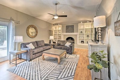 This home is located just 15 minutes from Downtown Nashville.