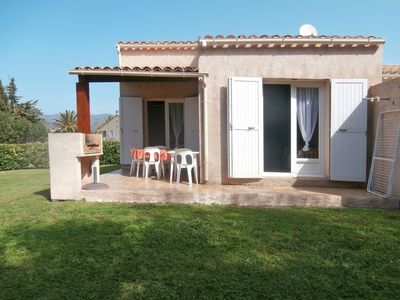 Photo for Vacation home La Pinede (SAG170) in Sagone - 6 persons, 1 bedrooms