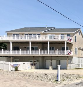 Photo for Cape May/Villas—Beautiful, spacious BEACH-BLOCK home - Gem of the Bay!