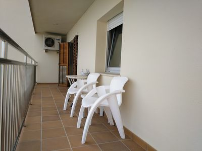 Photo for Apartment in Platja d'Aro (Costa Brava) next to beach and city center
