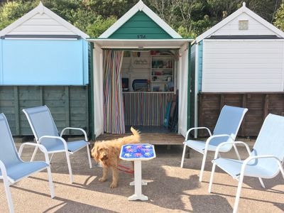 Photo for Large Edwardian Bournemouth Home with beach hut