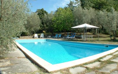 Photo for Villa Luce with pool - Chianti area near Florence