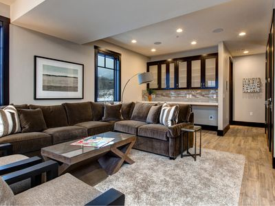 Photo for Let's make a deal! Luxury unit at the Canyons base of Park City Resort