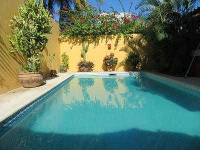Photo for CASA TRANQUILIDAD;Family Home with Adjacent Guest House.