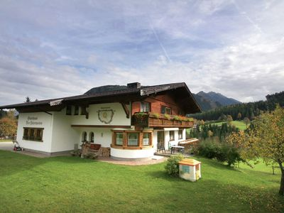 Photo for Sunlit Apartment near Ski Area in Schladming