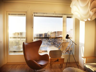 Photo for Luxury apartment in the heart of city center