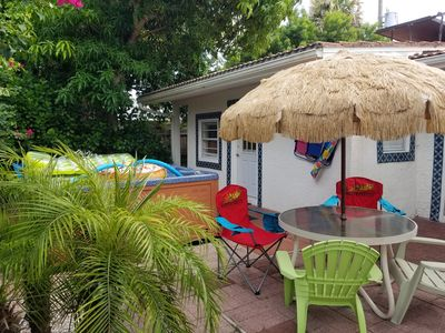 Photo for Special summer rate The Beachy Bungalow,  Book NOW!!! $99 per night