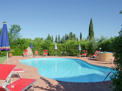 Photo for House with private pool in family farm with multiple games for children