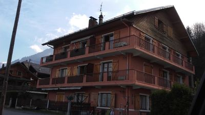 Photo for 3BR Apartment Vacation Rental in Passy, Auvergne-Rhône-Alpes