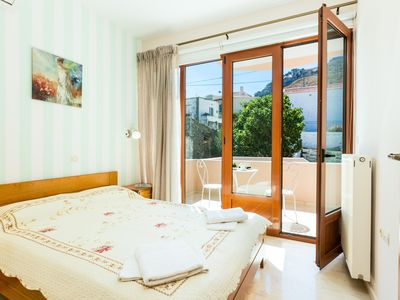 Photo for Monopati 1_mountain view apartment on beautiful crete. Live like a local!